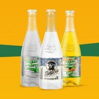Tonica, Soda Limonada e Laranjinha Zero