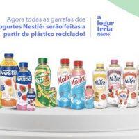 Nestle iogurtes